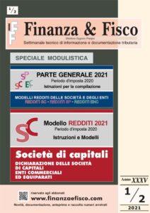 Finanza & Fisco n. 1/2 del 2021
