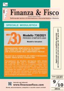 Finanza & Fisco n. 9/10 del 2021