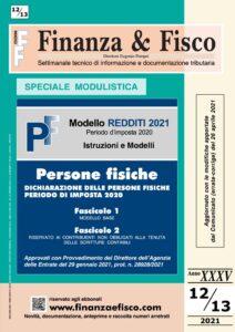 Finanza & Fisco n. 12/13 del 2021
