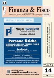 Finanza & Fisco n. 14 del 2021